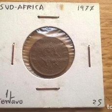 Old Coins of Africa - Sudáfrica. Cent de 1977 - 120352363