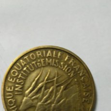 Monedas antiguas de África: MONEDA CAMERÚN. 25 FRANCOS. Lote 120746602