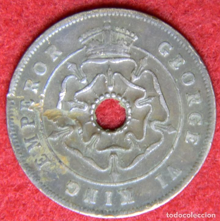 Rhodesia del sur - 1 one penny - 1944 - krause - Sold