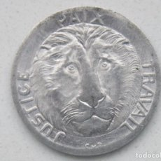 Monedas antiguas de África: CONGO 10 FRANCS 1965. Lote 124416691