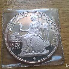 Monedas antiguas de África: GUINEA ECUATORIAL, 150 PESETAS GUINEANAS DE PLATA DE 1970. SC. Lote 195532547