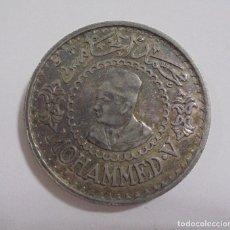 Monedas antiguas de África: MONEDA. 500 FRANCOS. 1956. MARRUECOS. VER. Lote 125252431