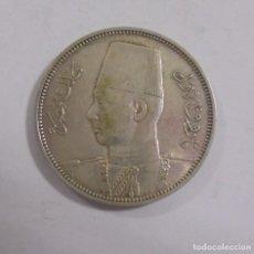 Monedas antiguas de África: MONEDA. EGIPTO. 5 PIASTRAS. 1939. VER. Lote 125390295