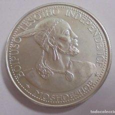 Monedas antiguas de África: MONEDA. LESOTHO. 50 LICENTE. S/C. 1966. VER. Lote 126240315