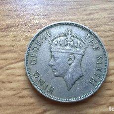Old Coins of Africa - Islas Mauricio. Rupia de 1950 - 126983995