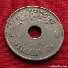Monedas antiguas de África: EGYPT EGIPTO 10 MIL. 1335 1917 KN 2L2-1. Lote 128271631