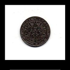 Monedas antiguas de África: MARRUECOS 1 FRANCO 1921. Lote 131058500