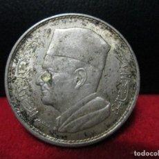 Monedas antiguas de África: 1 DIRHAM 1960 MARRUECOS PLATA. Lote 131896006