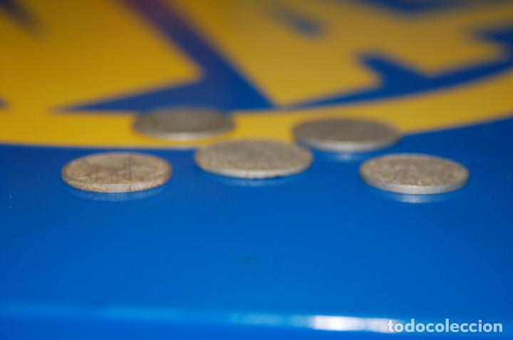 Monedas antiguas de África: MONEDAS DE 5 FRANCS MAROC + 2 FRANCS MAROC-LOTE DE 5 MONEDAS - Foto 6 - 133505502