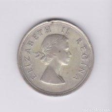 Monedas antiguas de África: MONEDAS EXTRANJERAS - SUDAFRICA 5 SHILLINGS 1953 (AG) KM-52 (MBC). Lote 135418022
