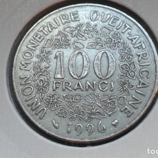 Old Coins of Africa - AFRICA OCCIDENTAL 100 FRANCOS 1996 - 136193862