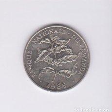 Monedas antiguas de África: MONEDAS EXTRANJERAS - RWANDA - 10 FRANCS 1985- KM-14.2 (SC-) . Lote 136635418