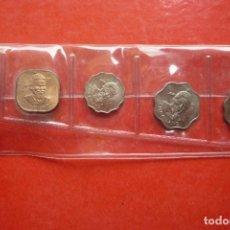 Monedas antiguas de África: SWAZILANDIA. SERIE COMPLETA DE 5 MONEDAS ANTIGUAS DIFERENTES (DÉCADA DE 1970). Lote 142610218