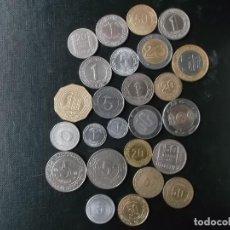 Monedas antiguas de África: COLECCION DE MONEDAS DIFERENTES DE ALGERIA MUY BUENA COLECCION. Lote 155719141