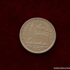 Monedas antiguas de África: GERSH 1902-1903 PLATA ETIOPIA. Lote 143456086