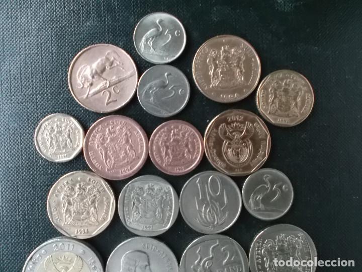 Monedas antiguas de África: coleccion de monedas muy diversa de Sudafrica - Foto 7 - 143899502