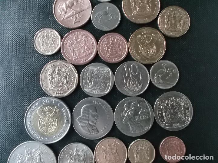 Monedas antiguas de África: coleccion de monedas muy diversa de Sudafrica - Foto 9 - 143899502