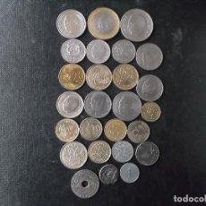 Monedas antiguas de África: COLECCION DE MONEDAS DE MARRUECOS DIVERSAS EPOCAS. Lote 145787846