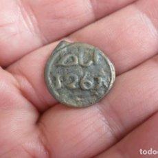 Monedas antiguas de África: MARRUECOS 1 FALUS 1267 RABAT. Lote 145869874