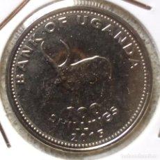 Monedas antiguas de África: UGANDA - 100 SHILLINGS 2015 - DE CARTUCHO - S / C - VISITA MIS OTROS LOTES Y AHORA GASTOS DE ENVÍO. Lote 198682981