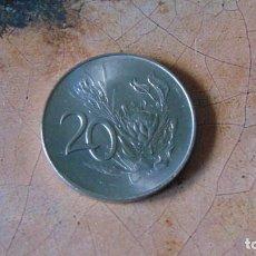 Monedas antiguas de África: SUDAFRICA 1965 (BONITA Y MUY DIFICIL). Lote 148024306