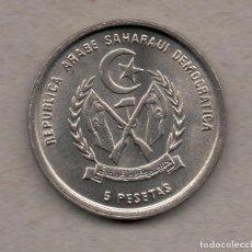 Old Coins of Africa - SAHARA - 5 PESETAS - 151105818