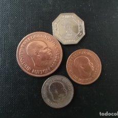 Monedas antiguas de África: MONEDAS DE SIERRA LEONE ANTIGUAS DIFICILES. Lote 153159910