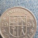 Monedas antiguas de África: ONE RUPIA 1994 ISLAS MAURICIO. Lote 160578089