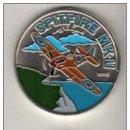Monedas antiguas de África: SAHARA100 PESETAS 1995 SPITFIRE MKII. Lote 160610754