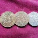 Monedas antiguas de África: KENYA. 3 MONEDAS. Lote 160619986