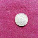 Monedas antiguas de África: SUDÁFRICA. 3 PENCE DE PLATA DE 1943. Lote 160689110