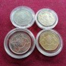 Monedas antiguas de África: BOTSWANA. 4 MONEDAS DIFERENTES. Lote 160689330