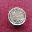 Monedas antiguas de África: SUDÁFRICA. 20 CENTS DE 1990. Lote 160689358