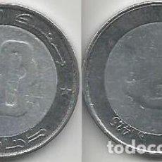 Monedas antiguas de África: ARGELIA 2004 - 10 DINARS - KM 124 - CIRCULADA. Lote 161273294