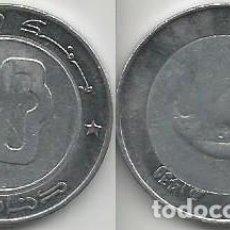 Monedas antiguas de África: ARGELIA 2009 - 10 DINARS - KM 124 - CIRCULADA . Lote 161273406