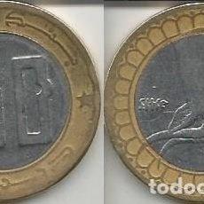 Monedas antiguas de África: ARGELIA 1992 - 50 DINARS - KM 126 - CIRCULADA. Lote 161273798