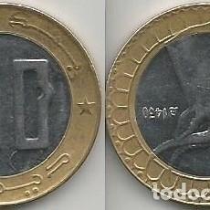 Monedas antiguas de África: ARGELIA 2009 - 50 DINARS - KM 126 - CIRCULADA. Lote 161274142