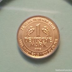Monedas antiguas de África: RWANDA - RUANDA - 10 AMAFARANGA 2018 - 1/200 OZ ORO 9999 - LIMITAR 20.000 UNIDADES TODO EL MUNDO. Lote 179524356