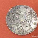 Monedas antiguas de África: KENIA, 10 CENTS, 1978. MUY BIEN CONSERVADA.. Lote 164656994