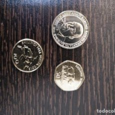 Monedas antiguas de África: TANZANIA-LOTE 3 MONEDAS DISTINTAS-SC-UNC. Lote 164671154