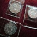 Monedas antiguas de África: SEYCHELLES. 3 MONEDAS DIFERENTES. SC. Lote 165250218