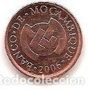 Monedas antiguas de África: MOZAMBIQUE,5 CENTAVOS 2006.. Lote 165252930