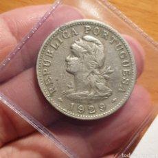 Monedas antiguas de África: EDU8 – SANTO TOME Y PRINCIPE 50 CENTAVOS 1929. Lote 166743052