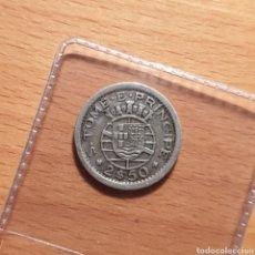 Monedas antiguas de África: EDU8 – SANTO TOME Y PRINCIPE 2,50 ESCUDOS 1951. Lote 166743060