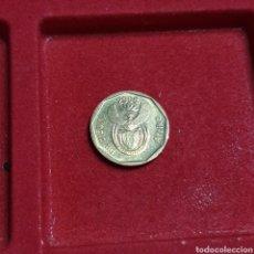 Monedas antiguas de África: EDU8 – SUDÁFRICA 5 CENTS 2008. Lote 167082261