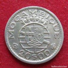 Moedas antigas de África: MOZAMBIQUE 20 ESCUDOS 1952 MOÇAMBIQUE PORTUGAL #1. Lote 167881592