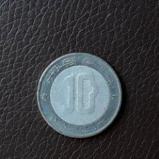 Monedas antiguas de África: ARGELIA 10 DINARS 1992 KM124. Lote 169458216