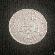 Monedas antiguas de África: 10 ESCUDOS DE MOZAMBIQUE 1974. Lote 169789222