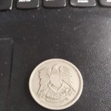 Monedas antiguas de África: 10 PIASTRAS DE 1972 EGIPTO MBC+. Lote 170410560