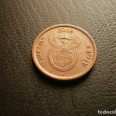 Monedas antiguas de África: SUDAFRICA 5 CENTS 2008. Lote 171803375
